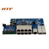 China Managed PCBA Embedded Ethernet Switch Board 8 Port 10/100/100M + 2SFP wholesale