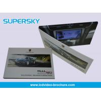 China 500mAh - 10000mAh Bettery Digital Video Brochure With Magnetic Switch wholesale