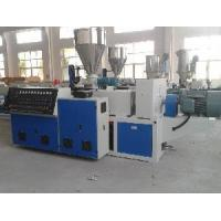 Buy cheap Sjz Conical Twin Screw Extruder from wholesalers