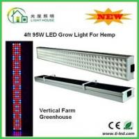 China 50-60hz Hydroponic Led Grow Lights 45 W For Garden , Environmental Friendly wholesale