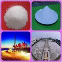 China Paper Making Anionic / Cationic Polyacrylamide PAM For Oil Drilling White Powder wholesale