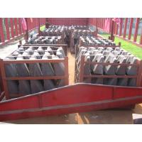 Buy cheap Steel Cr-Mo Wear Alloy Steel Castings Liners For Conch Cement Mill from wholesalers