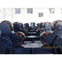 China 120000lbs Heavy Duty Pipe Rollers Hydraulic Control Wheel Motorized Moving wholesale