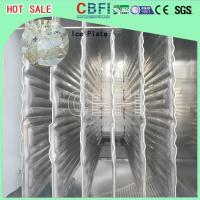 China Industrial Ice Machines / Ice Plate Machine With 20 GP 40 HQ Container wholesale