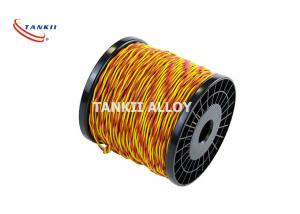 China AWG 24 Type JX Thermal Coupling Wire With FEP Insulation wholesale