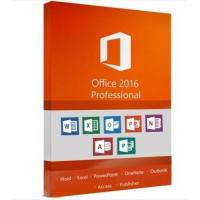 China Microsoft Office Key Code MS Office 2016 USB flash Pro Plus Retail Key online activate on sale