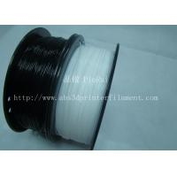 Quality 3D Printer POM Filament Black and White 1.75 3.0mm High strength POM filament for sale