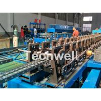 China Cold Rolling Forming Machine Cable Tray Manufacturing Machine Iron Casting Forming Structure wholesale