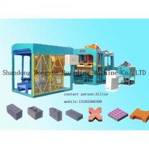 China QT10-15 block making machine on sale