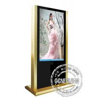 China 16.7M Color Kiosk Digital Signage with Memory Card Insert wholesale