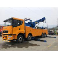 China 60T Heavy Crane arm for truck,60T Heavy Duty Rotary Crane for Peru wholesale