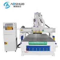 China Water Cooling Spindle Cnc Metal Engraver Cnc Machine Aluminum Cutting 4.5KW wholesale