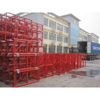 China Mast Building Construction Material Lifting Hoist Parts Customized Color  Painting wholesale