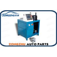China Manual Air Suspension Crimping Machine For Hydraulic Hoses ISO9001 Certificate wholesale