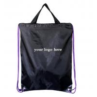 China Shopping Recycable Outdoor Sports Backpack W33*H45 cm Soft-Loop Handle wholesale