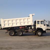 China 16 Cubic Meter Sinotruk Howo 6x4 Dump Truck 10 Wheel ZZ3257N3847A wholesale