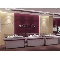 Buy cheap Jewelry Showcase Display With  Light - Factory Inexpensive Price With Small MOQ from wholesalers