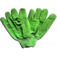 China Dyed Color Hot Mill Gloves , Heat Insulated Gloves Attractive Appearance wholesale