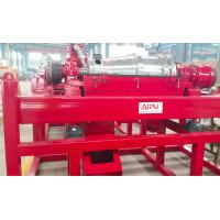 Quality High speed decanter centrifuge for oilfield solids control of Aipu for sale