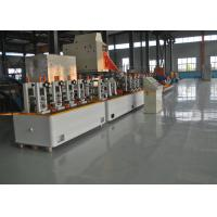 China Straight Seam Stainless Steel Pipe Milling Machine High Precision wholesale