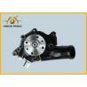 China Iron Shell ISUZU FSR Water Pump 1136108190 Diesel Engine With Sliver Pipe wholesale
