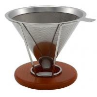 China Chemical Etching Wire Mesh Coffee Filter , Stainless Steel Filter ScreenNo - Rusting on sale