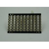 China Immersion Gold PCB Board Fabrication / Black Thick PWB Printed Wire Board wholesale