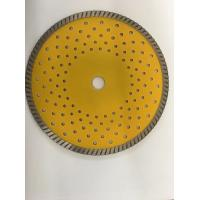 Quality Segmental Circular Saw Blades / Diamond Concrete Blade MPA Approved for sale