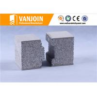 China Lightweight Interlocking EPS Cement Sandwich Wall Panels For Prefab Houses wholesale