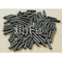 China Metal Parts Titanium Set Screws With Excellent Mechanical Strength wholesale