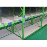 Buy cheap Industrial storage longspan shelving Stacking Racks from wholesalers