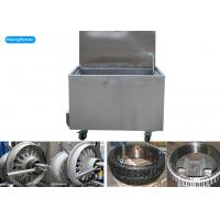 China 3 Phases Stainless Steel Ultrasonic Cleaner , 28K Large Capacity Ultrasonic Cleaner wholesale