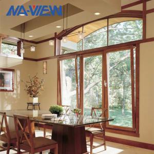 China Custom Aluminium Tilt And Turn Wooden Windows OEM ODM Superior Modern wholesale