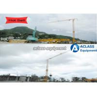 China Construction Materials Lifting Equipment Mini Tower Cranes Self - Installation wholesale