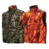 China Shooting Waistcoat Orange Blaze Camouflage Hunting Vest Realtree Reversible Insulated Hunting Vest wholesale