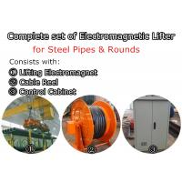 China Lifting Electromagnet for Round  and Steel Pipe on sale