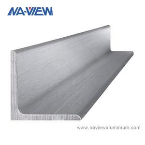 China Superior Manufacturers Shaped Extrusion Aluminum L Profile wholesale