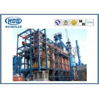 China Industrial Fluidized Bed CFB Utility Boiler Power Plant , High Pressure Steam Boiler wholesale
