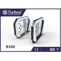 China Smart Card Swing Optical Barrier Turnstiles Gate Convenience Settings wholesale