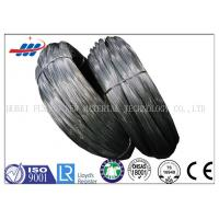 Quality High Tensile Bright Carbon Steel Wire , Spring Steel Rod Size Customized for sale