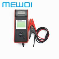 China MEWOI568 Car Battery Tester/accumulator; storage battery; storage cell; storage element; accumulator cell Tester wholesale