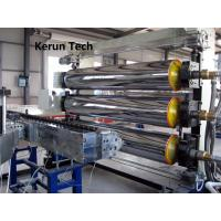 China PE Foaming Compound board Extrusion Line /PVC Sheet Extrusion Line /PE Sheet Co - Extrusion Line wholesale