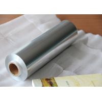 Quality Odorless Fresh Wrap Aluminium Foil Roll Standard Duty Without Lids 300 Meter Length for sale