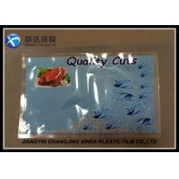 China Nylon / PE Frozen Vacuum Pouch For Food Packaging Keep Long Time Storage wholesale