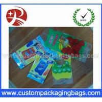 China Heal Seal Food Grade Plastic Food Packaging Bags For Popsicle Packaging on sale