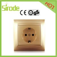 China Stage Light Application And Wall Socket Type Female Male Receptacle wholesale