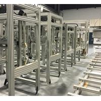 Buy cheap Aluminum Standard Modular Assembly System from wholesalers