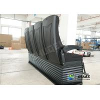 China Environment Friendly Big 4D Movie Theater 4DM Motion Chair Easy Installation wholesale
