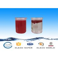 China Water Purifying Agents CW-01 Liquid for Pulp And Paper Industry Wastewater Treatment HS 391190/391400 on sale