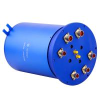 Quality High Frequency Rotating Electrical Connector Slip Ring With Flying Lead , High for sale